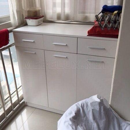 Комод для балконакб1 - мебель длЯ балкона илоджии - катало.