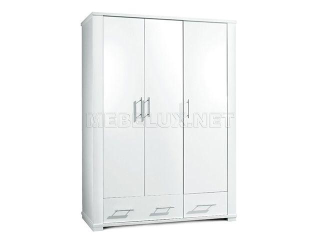 """Шкаф для одежды шдо38 - шкафы - каталог мебели - ооо """"мебелю."""